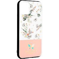 Butterfly Case for Huawei P Smart Z Pink, фото 1