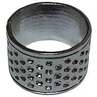 Наперстки для шитья СКВОЗНОЙ D=19mm стальной, для ручного шитья