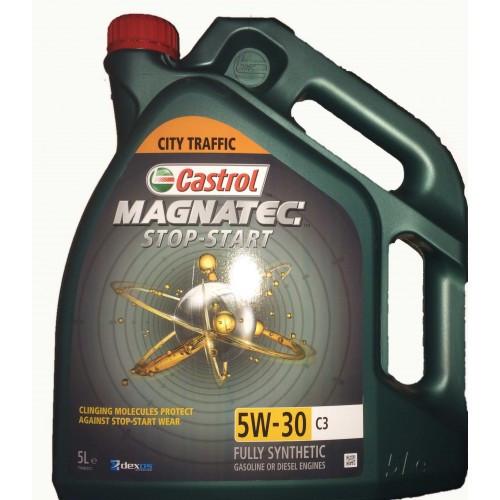 Castrol Magnatec Stop-Start 5W-30 C3 5л