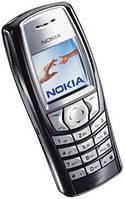 Мобильный телефон кнопочный Nokia 6610 моноблок, GPRS 6, FM радио черный