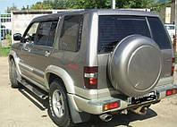 Дефлекторы окон (ветровики) Isuzu Trooper (LS) 1992-1999 / Opel Monterey 1992–1998