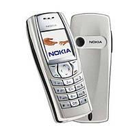 Мобильный телефон кнопочный Nokia 6610 моноблок, GPRS 6, FM радио серый