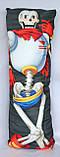 Дакімакура Подушка обнімашка 100х40 см із змінною наволочкою Undertale, фото 3