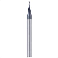 Фреза концевая по металлу 1.5x50x4мм HRC50 твердосплавная сверло MZG