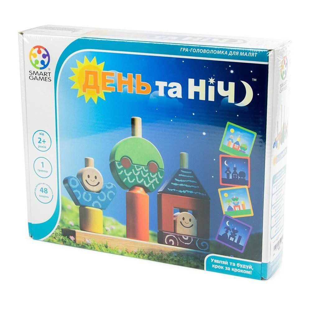 Настольная игра Smart Games День и ночь (SG 033 UKR)