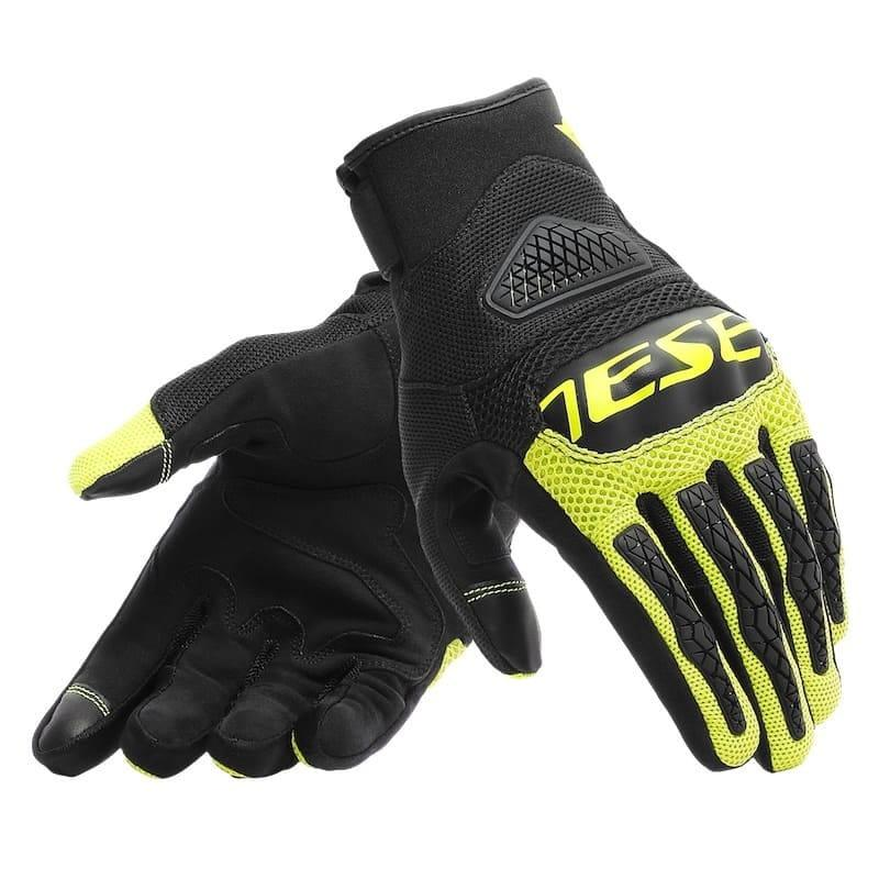 Мотоперчатки Dainese BORA Yellow