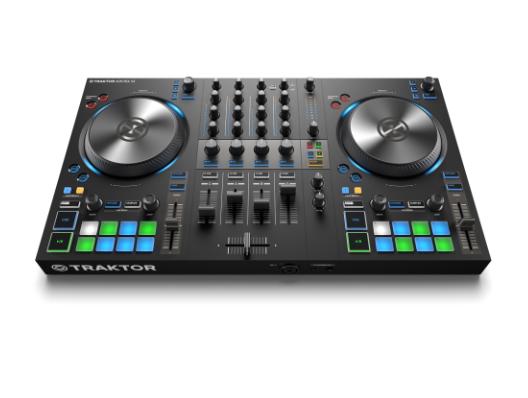 DJ контролер Native Instruments Traktor Kontrol S3