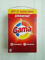 Порошок универсальный для стирки Gama 3in1 (50 стирок) 3,25кг (Испания), фото 1