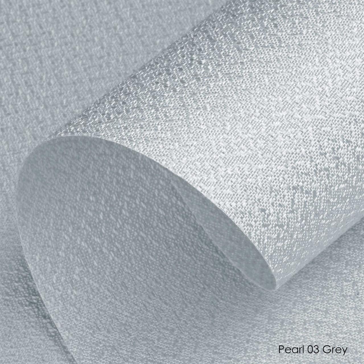 Ролеты тканевые Pearl-03 grey