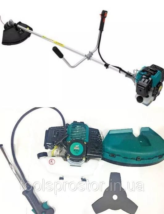 Бензокоса, мотокоса, триммер DAKOTA BC410 : 4.6 кВт - (42,7 куб. см) | Гарантия 1 год