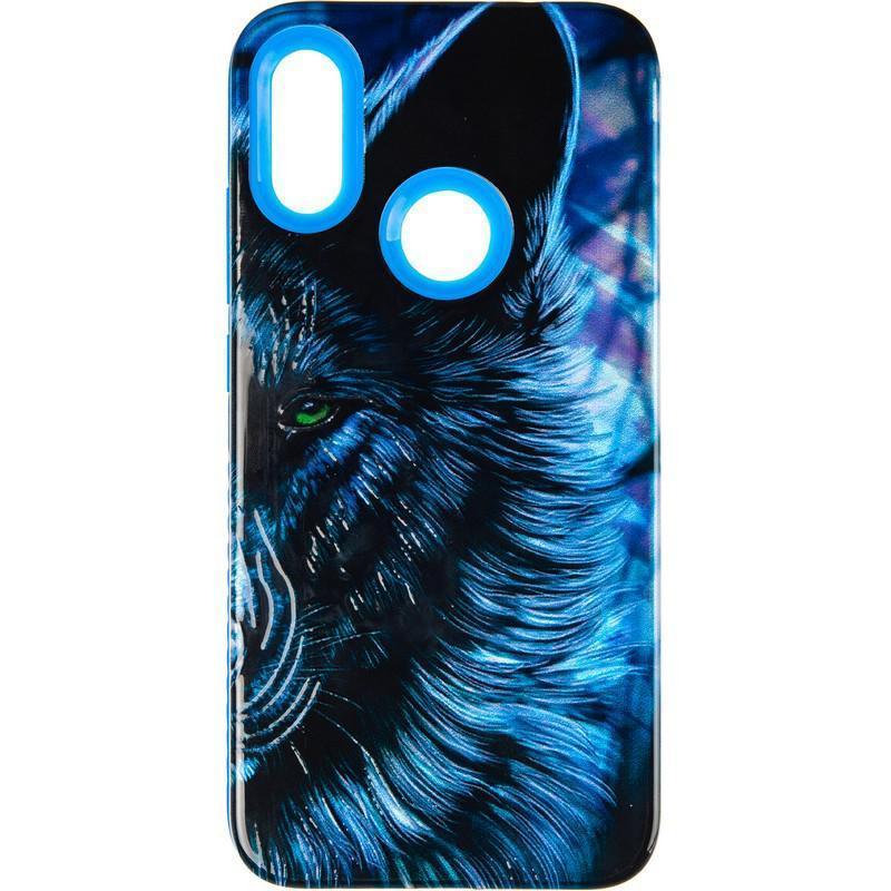 Чехол накладка для Samsung A105 (A10) Wolf Mobikin