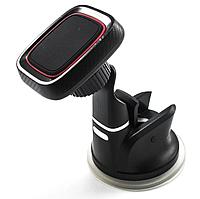 Автомобильный магнитный держатель Primo H-CT301 для телефона на присоске - Black, фото 1