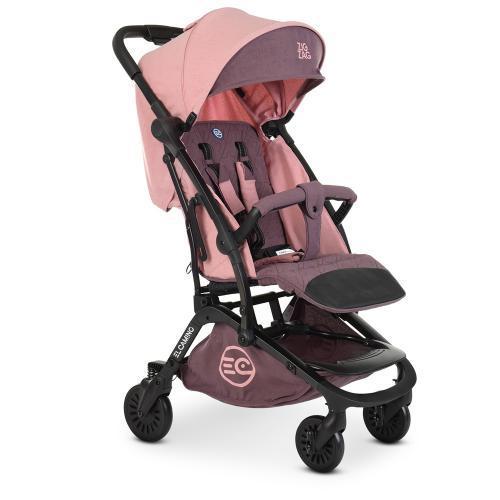 "Прогулочная коляска ""EL Camino"" ZIGZAG ME 1040L Dust Pink"