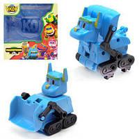 """Игрушка-трансформер """"GoGo Dino"""" синий MIC 167 ( TC136661)"""