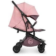 """Прогулочная коляска """"EL Camino"""" ZIGZAG ME 1040L Dust Pink, фото 3"""