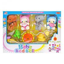 """Каруселька на кроватку """"Babe Bed Bell"""" MEI LIN DA 3006 ( TC135092)"""