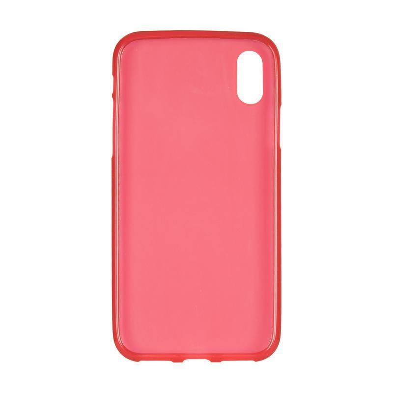 Чехол накладка для iPhone X Red Mobikin