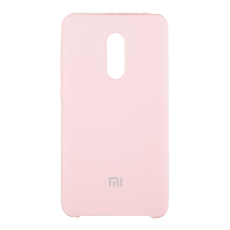 Чехол накладка для Xiaomi Redmi 5a Pink (29) Mobikin