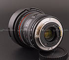 Canon EF 8-15mm f/4L fisheye, фото 5