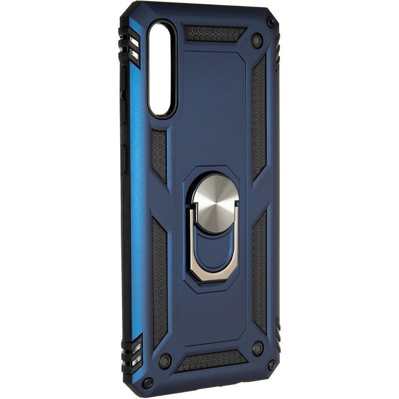 Чехол накладка для New for Samsung A307 (A30s) Blue HONOR