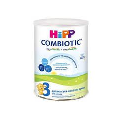 Молочна суміш HiPP Combiotik 3, 12+, 750г