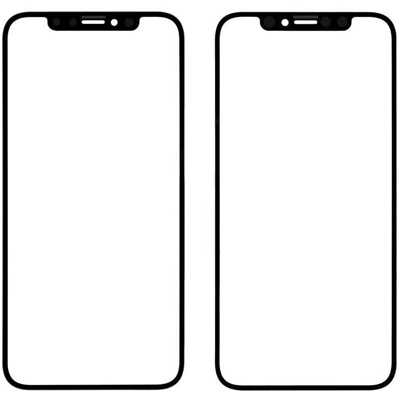 Стекло дисплея + Oca iPhone 11 Pro Black