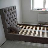 Двуспальная кровать под заказ, фото 2