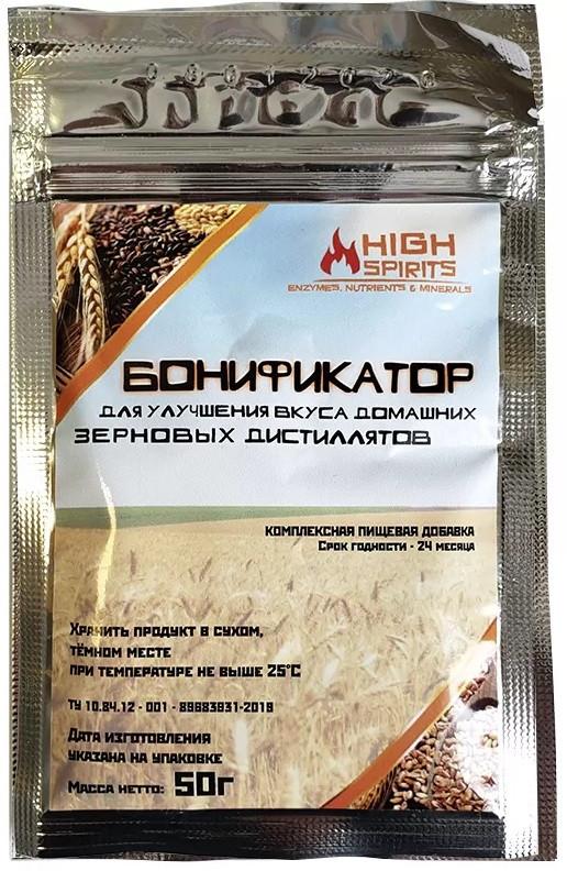 Бонификатор для зерновых дистиллятов, на 10 литров