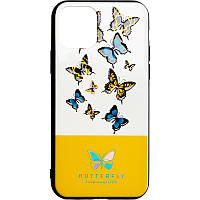 Butterfly Case for Samsung A015 (A01) Yellow, фото 1