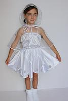 Карнавальный костюм Снежинка для девочки 3-6 лет
