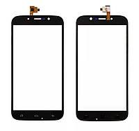 Touchscreen (сенсор) для Kiano Elegance 5.5 Чорний
