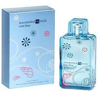 Mandarina Duck Cute Blue  (для женщин) 100ml