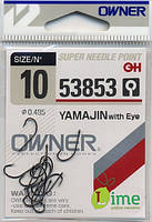 Крючки Owner Yamajin (уп. 13 шт)