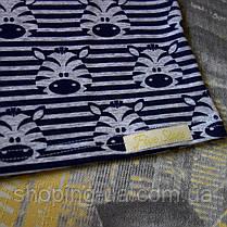 Детская футболка зебры Five Stars KD0312-128p, фото 2