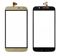 Touchscreen (сенсор) для Kiano Elegance 5.5 Золотий