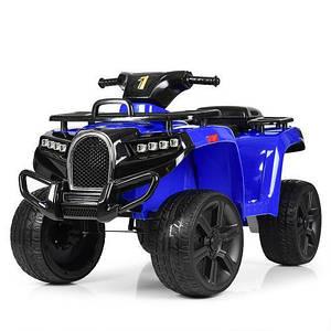Квадроцикл для детей синий Bambi ZP5138E-4 качественный прочный