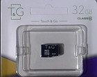 [ОПТ] Карта памяти micro SD T&G 32GB class 10 без адаптера, фото 4