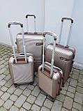Luggage FLY 1101Польща валізи чемоданы сумки на колесах, фото 4