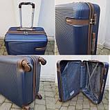 Luggage FLY 1101Польща валізи чемоданы сумки на колесах, фото 5