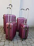 Luggage FLY 1101Польща валізи чемоданы сумки на колесах, фото 6