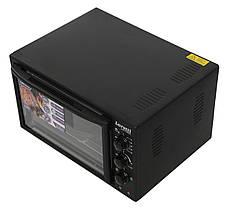 Электропечь Laretti LR-EC3803 1500 Вт Черный, фото 2