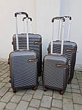 Luggage FLY 1101Польща валізи чемоданы сумки на колесах, фото 7