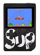 Игровая консоль Sup Game Box 400в1 Ретро Черный (923184)