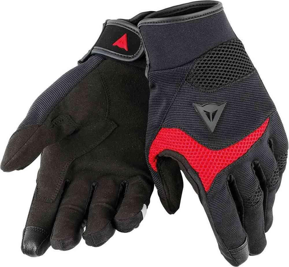 Мотоперчатки Dainese Desert D1 Unisex Black/Red