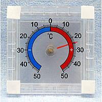 Термометр липучке квадратный Арт. ТКО - 120