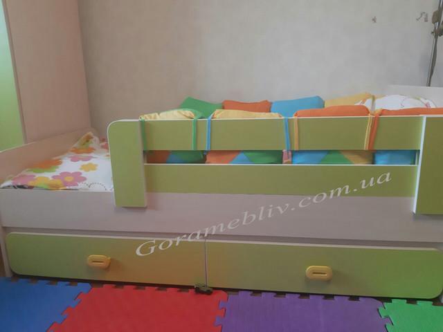 """На фото: детская кровать """"Немо"""" отзыв покупателей"""
