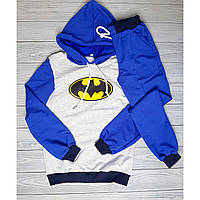 Спортивный костюм на мальчика,костюм на мальчика,костюм бэтмена 116