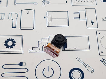Фронтальная камера Asus Zenfone 5 A501CG (передняя) Сервисный оригинал с разборки