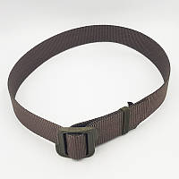 Ремень Combat trousers belt (пряжка) 4,5 сm., олива. НОВЫЙ.