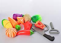 Игровой набор детские игрушечные овощи от 3 лет